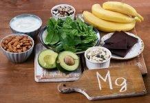 В каких продуктах содержится больше всего магния?
