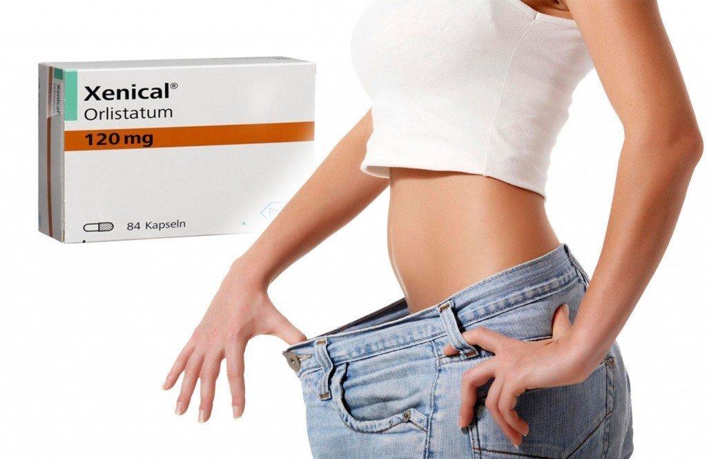 Ксеникал для похудения - состав таблеток ксеникал и как принимать для похудения