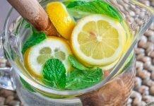 Рецепт воды с лимоном для похудения