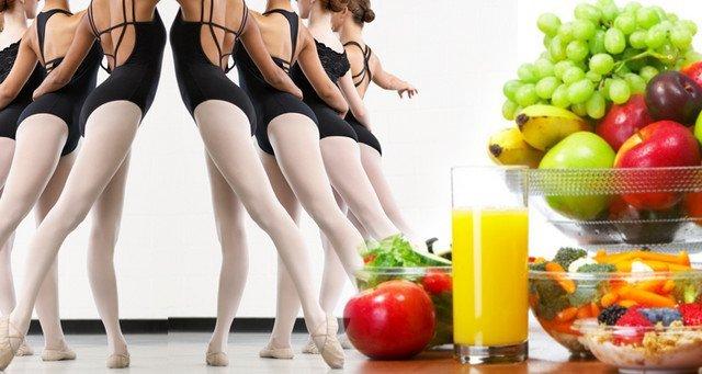 как балерины худеют на 10 кг быстро