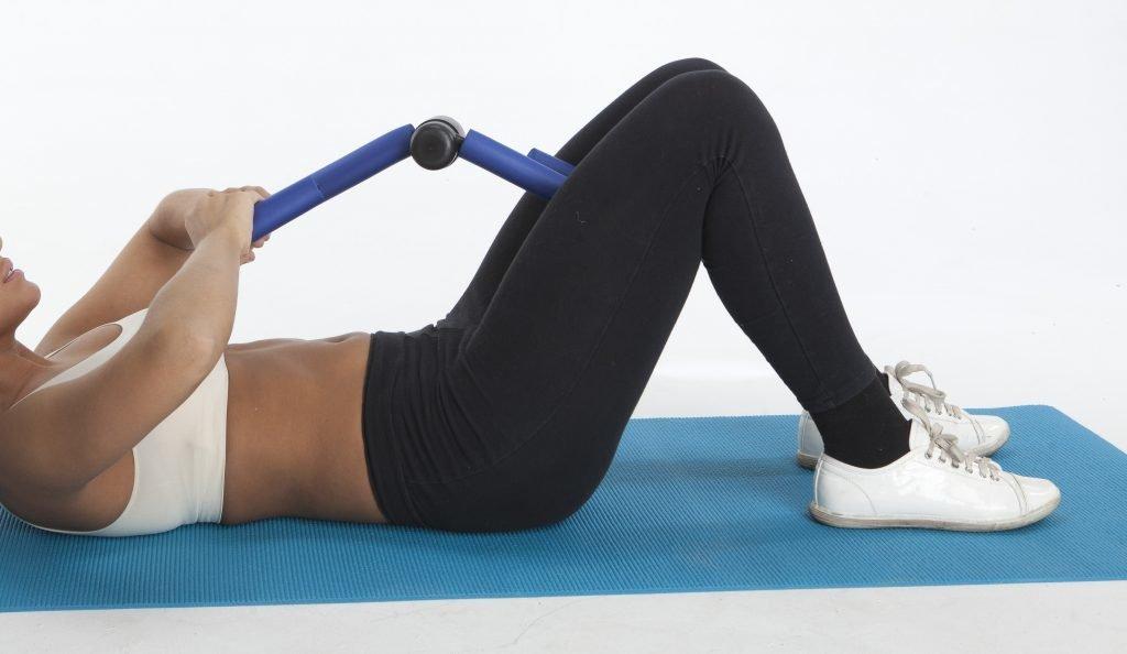 Упражнения с эспандером бабочка для женщин видео