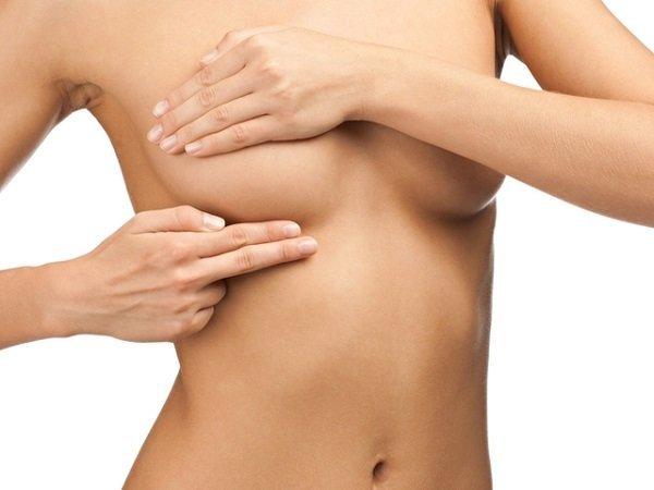 Как подтянуть обвисшую после похудения грудь