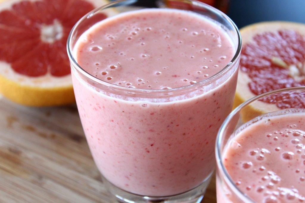 Напиток с грейпфрутом для похудения