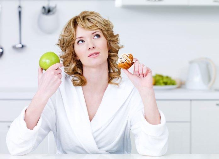 Меню для похудения при правильном питании