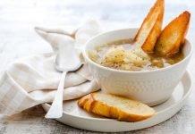 Диета на луковом супе — меню и рецепты
