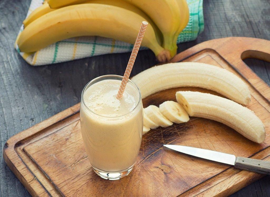 Банановые диеты рецепт