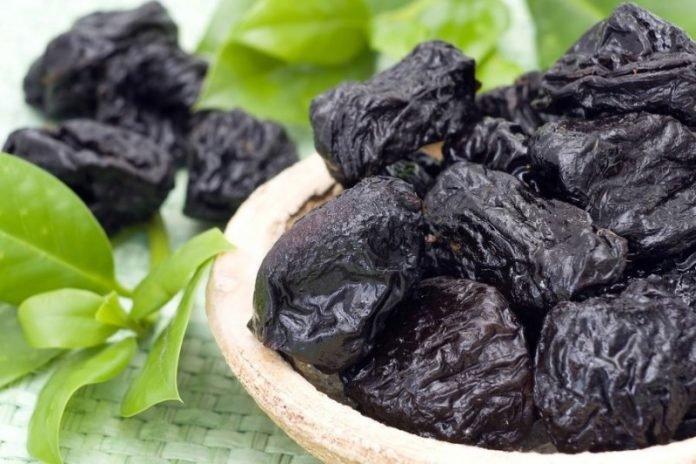 Диета с черносливом - меню и блюда