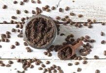 Скраб от целлюлита в домашних условиях из кофейной гущи