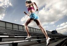 Бег по лестнице для похудения