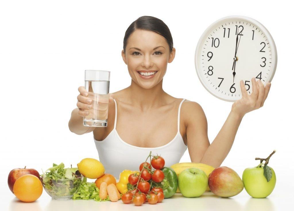 Гипокалорийная диета - меню на неделю