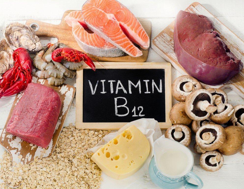 В каких продуктах содержится витамин В12 - в чем можно его найти, как составить рацион, богатый b и содержащий полезные элементы