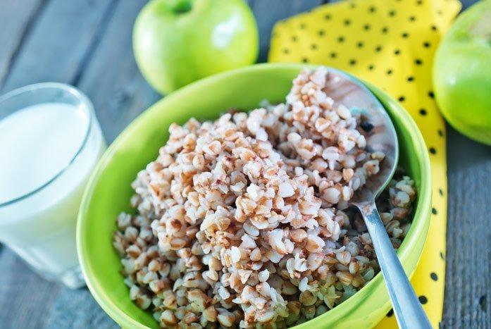 Диета на гречке с кефиром для похудения: польза и вред, варианты, рецепты