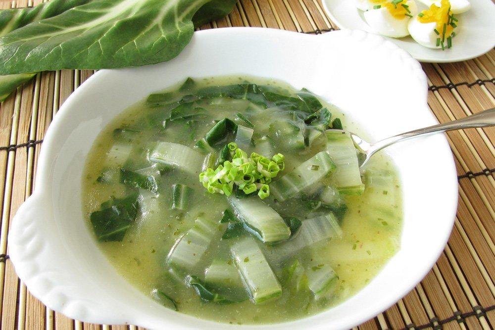 Суп для толстяков, для похудения