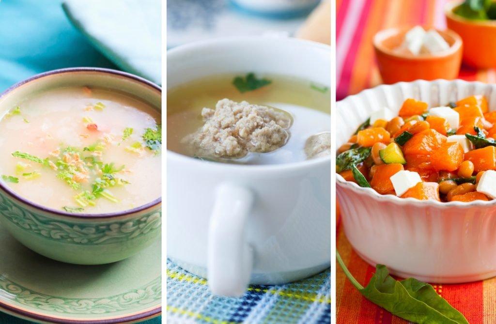 диетические супы при заболеваниях печени и поджелудочной железы рецепты