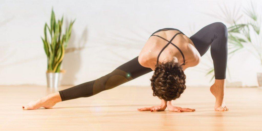 Йога для похудения в домашних условиях для начинающих