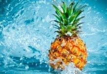 Как есть ананасы, чтобы похудеть?