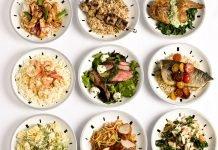 Правильное питание для похудения — меню на неделю