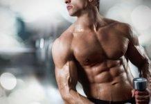 Сушка тела для мужчин – меню и комплекс упражнений