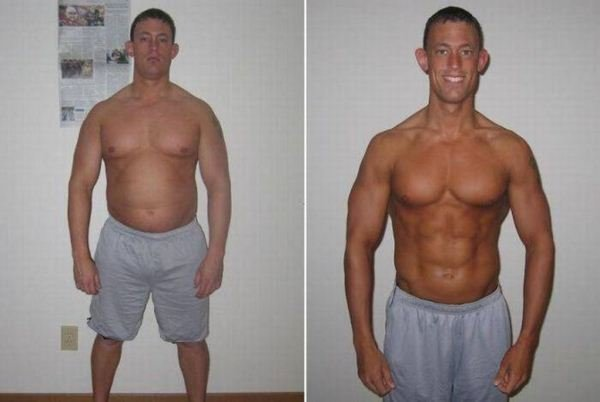 бодибилдинг для похудения для мужчин