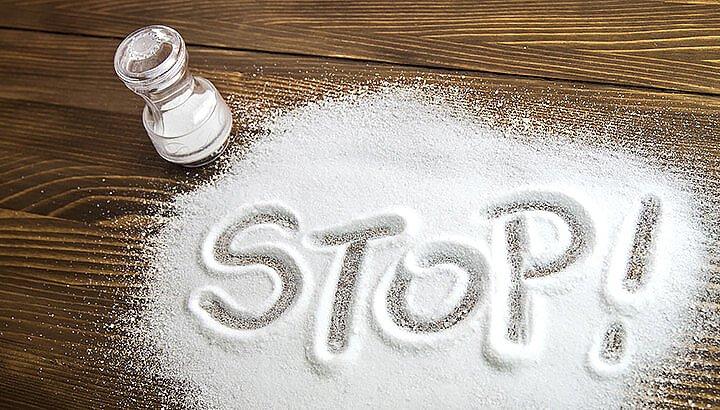 Диета без соли и сахара 14 дней.