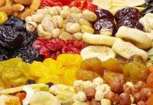 Какие можно есть сухофрукты при похудении?