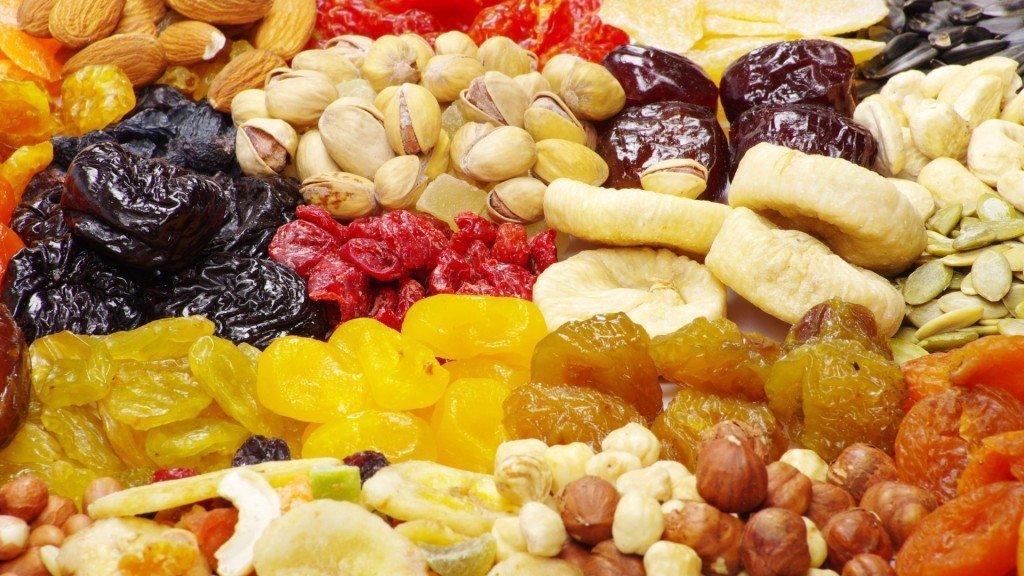 Какие сухофрукты можно есть на диете