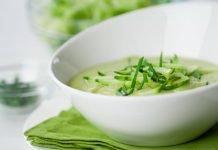 Рецепты супов для похудения из сельдерея