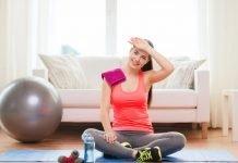 Аэробика для похудения в домашних условиях начинающим