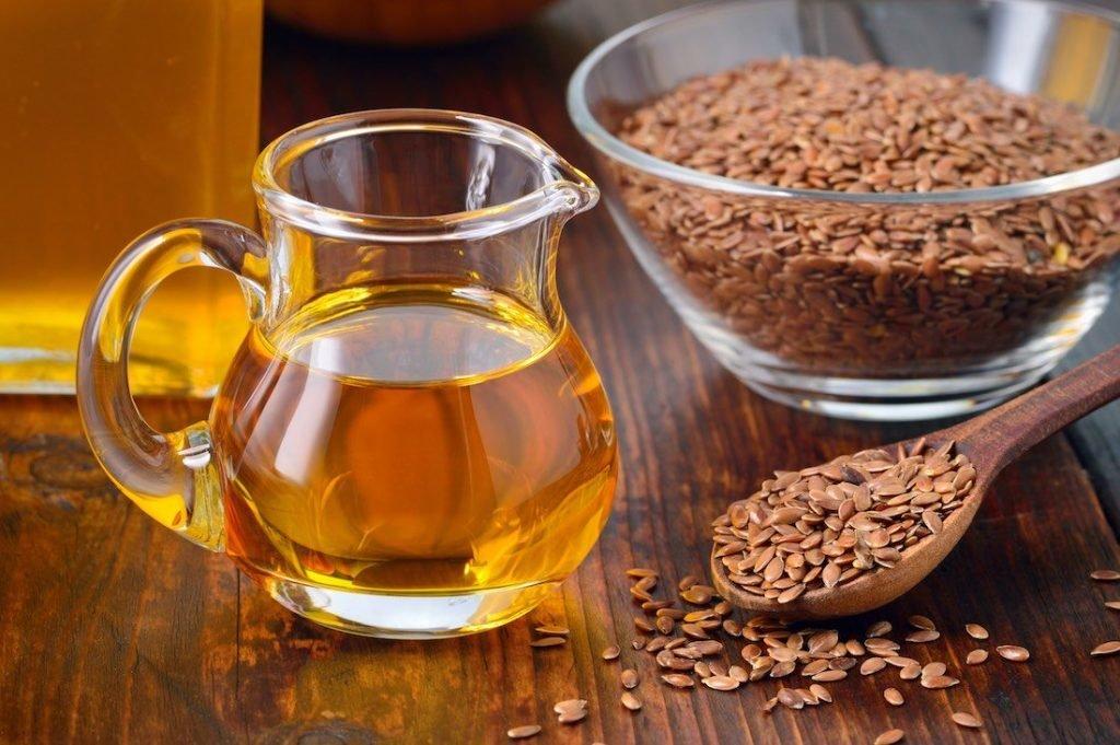 Применение льняного масла в для диабета