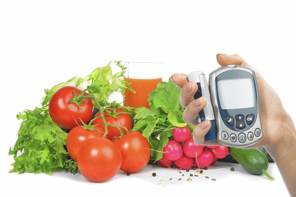 Диета рецепты при сахарном диабете