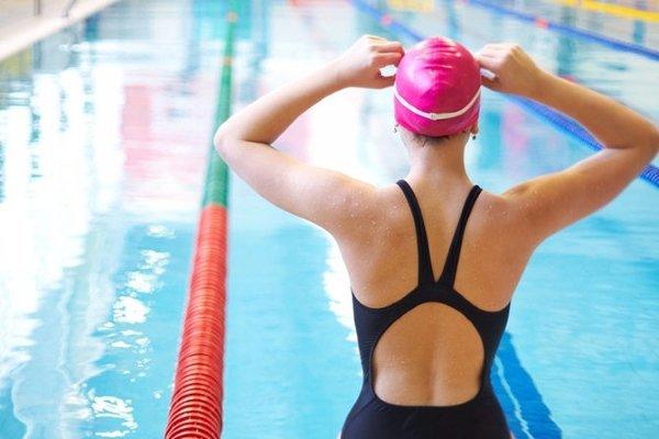 Спорт во время водной диеты