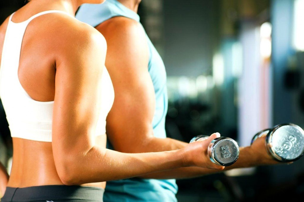 Комплекс упражнений для похудения дома женщин и мужчин