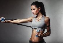 Упражнения с эспандером в домашних условиях для женщин и мужчин