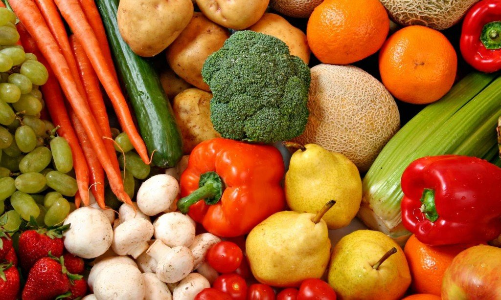 Диета фруктово овощная мясная