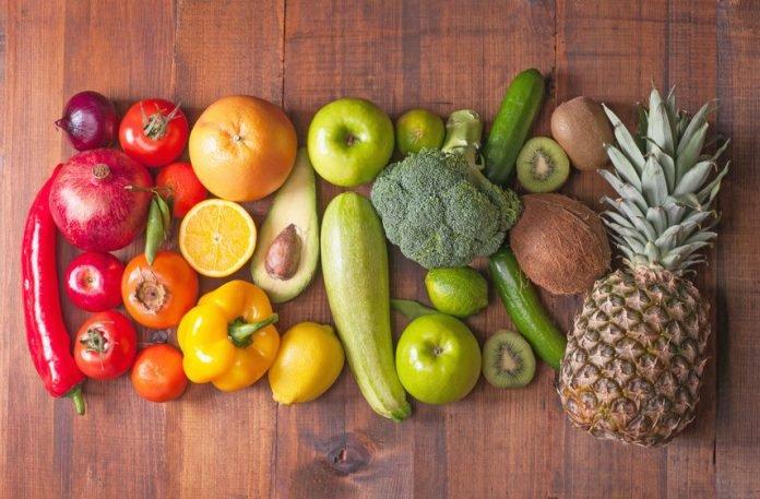 Диета подсчет калорий меню на неделю