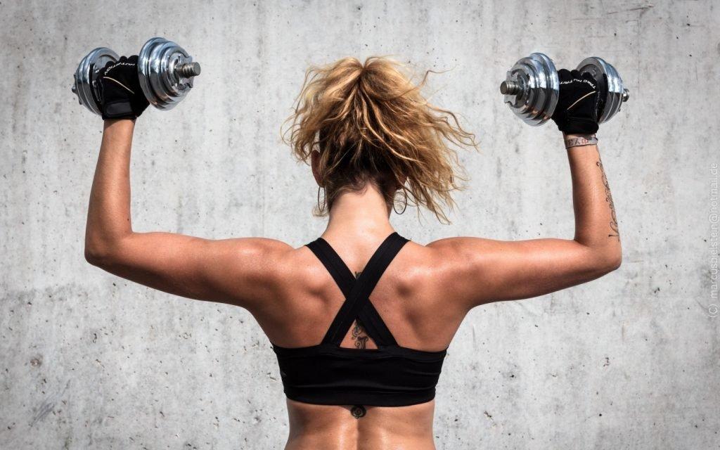 курс тренировок для похудения в домашних условиях