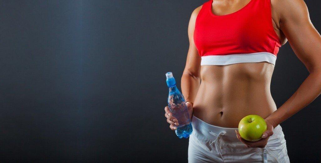 Диета для похудения живота и боков для женщин и мужчин