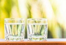 """Основные правила диеты """"2 стакана воды перед едой"""""""