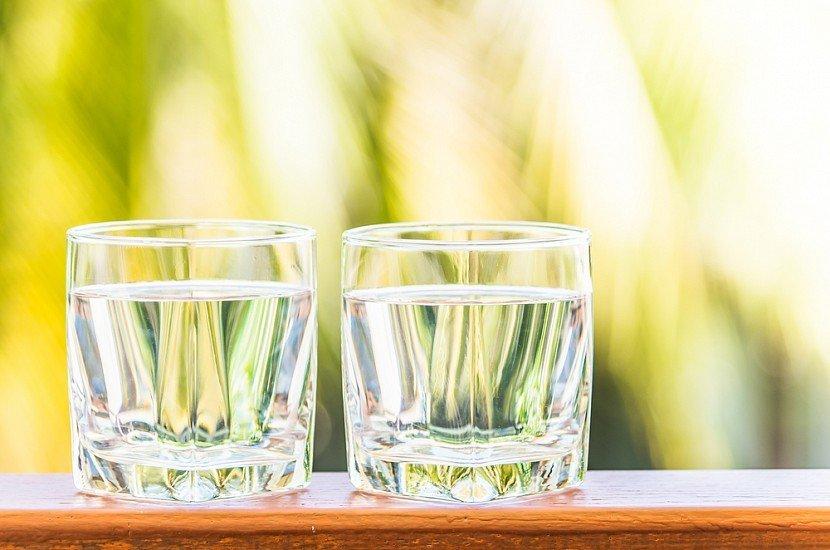 Стакан воды еды для похудения