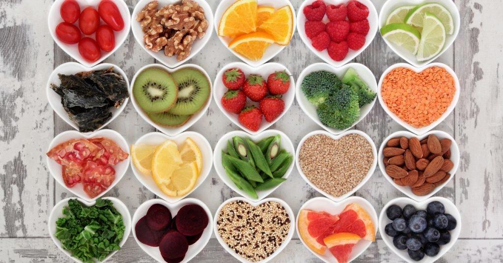 Сбалансированная диета на 1000 калорий. Купить со скидкой 50%.