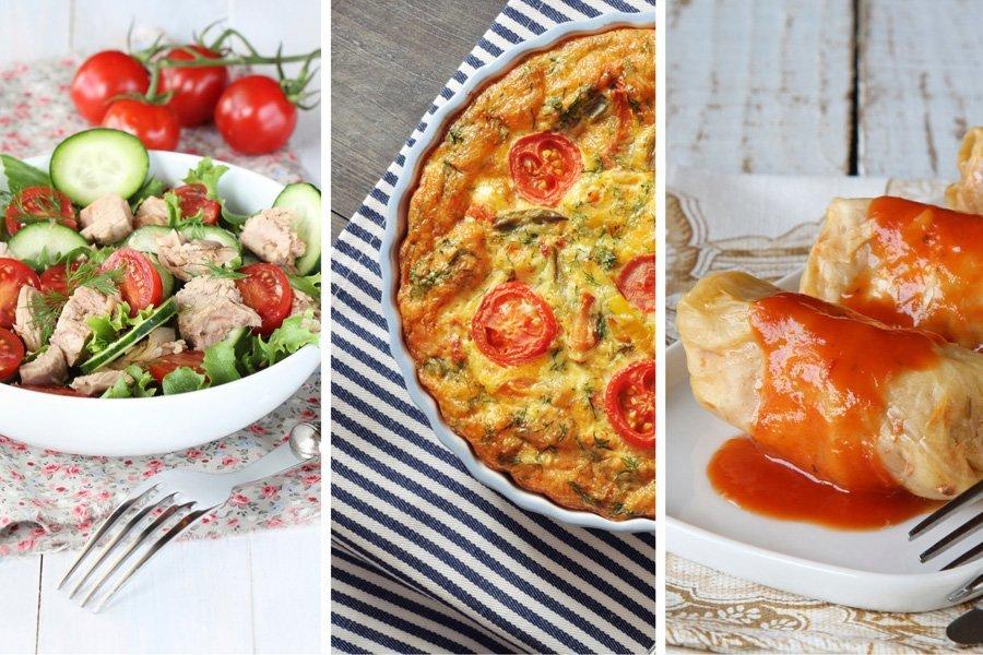 Правильное меню диеты при ожирении печени едим много полезного