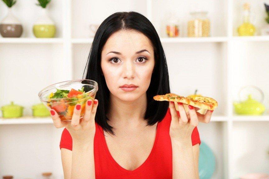 Возможно ли похудеть во время месячных
