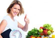 Меню фруктово-овощной диеты