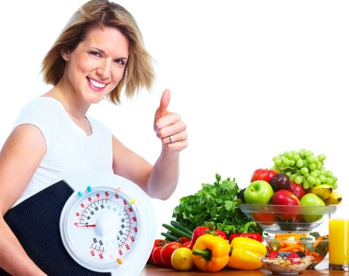 Летняя овощная диета