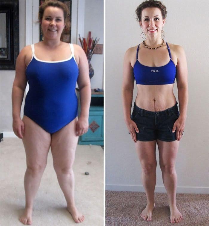 Диета аткинса результаты фото до и после