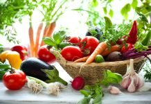 Как похудеть на овощной диете