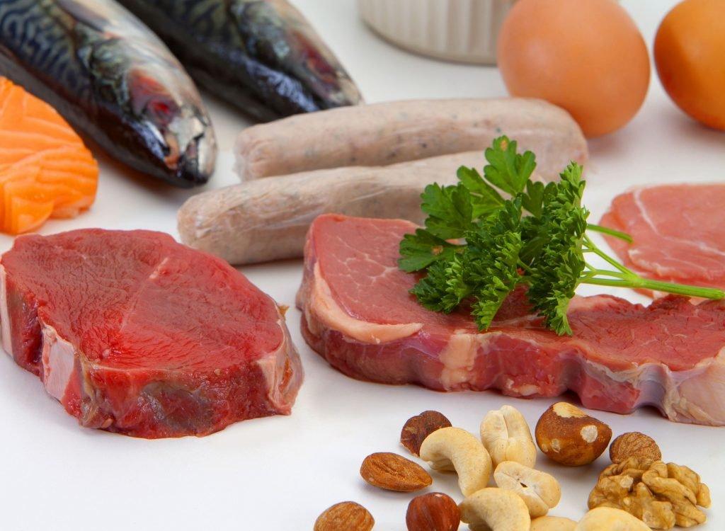 белковая диета для похудения на 2 недели
