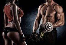 Тренировки для набора мышечной массы в тренажерном зале и в домашних условиях