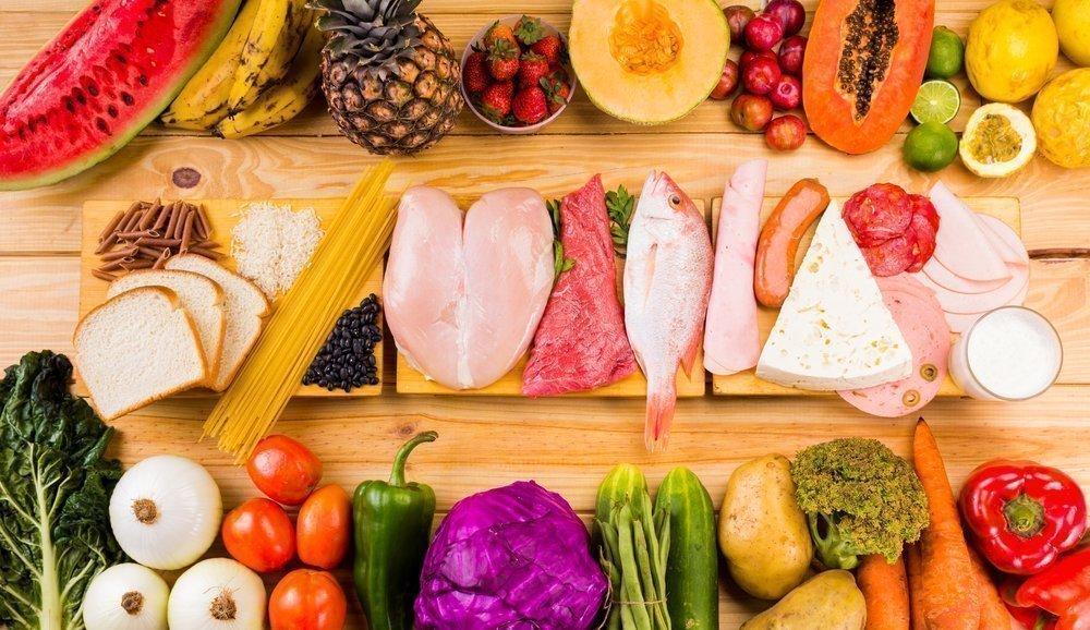 Белково - углеводная диета для похудения