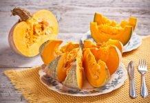 Диетические блюда для похудения из тыквы